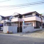 小山市若木町3丁目 中古二世帯向け住宅 日本ハウス施工物件